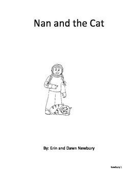 short a story - Nan and the Cat