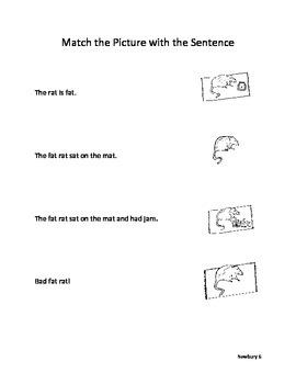 short a story - The Fat Rat