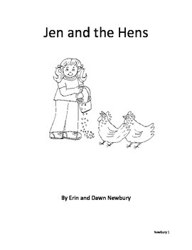 short e reader - Jen and the Hens