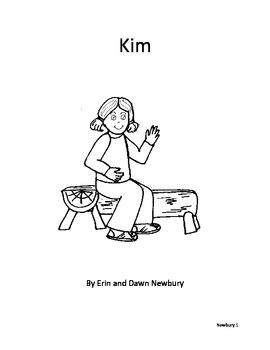 short i reader - Kim