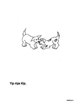 short i story - Tip and Kip