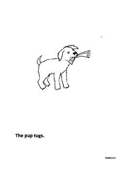 short u story - The pup