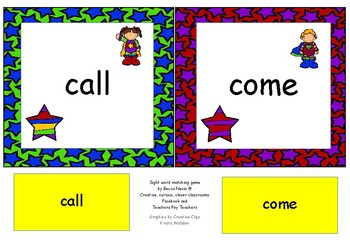 sight word bee bot mat -super hero theme - indigo words