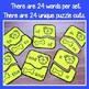 sight-word-puzzles {first 100 words and more}