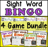 sight-words {BINGO-bundle COLOR ink}