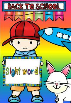 sight words(FREE-FREEDBACK CHALLENGE)