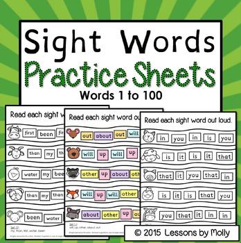 sight-words-practice
