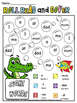 sight words roll read color (or cover ) free