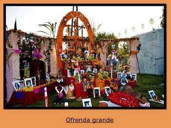 sights and sounds of day of the dead dia de los muertos vocab pictures videos