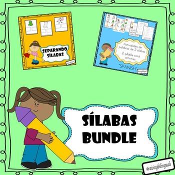 silabas bundle! (Spanish syllables)