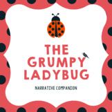 The Grouchy Ladybug Activities and Book Companion for Speech Therapy