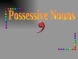 singular possessive nouns ppt