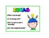 six traits of writing (elementary)