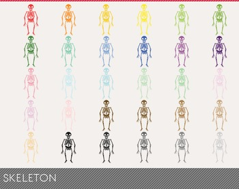 skeleton Digital Clipart, skeleton Graphics, skeleton PNG,