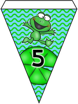 skip counting pennants_counting by 2s, 5s, and 10s