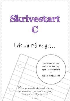skrivestart C