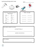 sl-blend worksheet