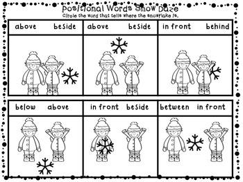 snow daze: winter themed math activities (common core aligned)
