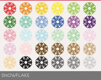 snowflake Digital Clipart, snowflake Graphics, snowflake PNG