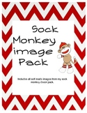 sock monkey images-not for commercial use
