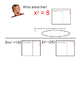 solving exponent equations smartboard notes
