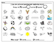 Beginning Sound Picture Sort; 9 pages (initial sound sorting)