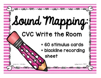 sound mapping: cvc read and write the room