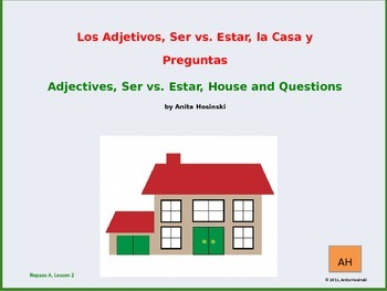 2nd year spanish asi se dice Repaso A teacher Lesson 2 on power point