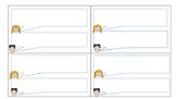 speech bubbles template-four sets