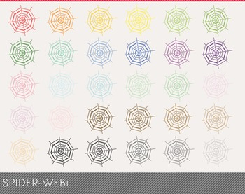 spider web Digital Clipart, spider web Graphics, spider web PNG