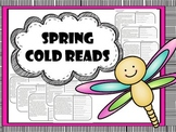 spring comprehension cold reads