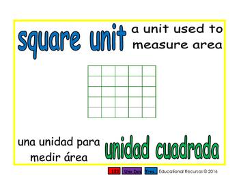square unit/unidad cuadrada geom 1-way blue/verde