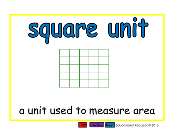 square unit/unidad cuadrada geom 2-way blue/verde