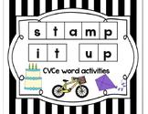stamp it up (CVCe words practice)