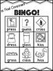 ss Double Final Consonant Bingo [10 playing cards]