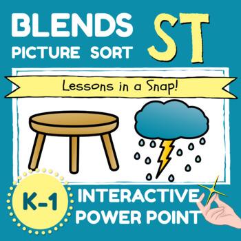 BLENDS PICTURE SORT st