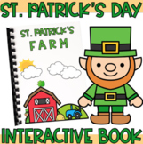 St Patrick's Day Interactive Book: St. Patrick's Farm