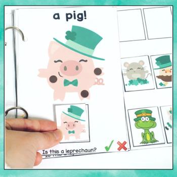 St Patrick's Day Interactive Book: St. Patrick's Farm