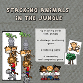 stacking animals in the jungle
