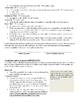 start of the year classroom policies disclosure handbook e