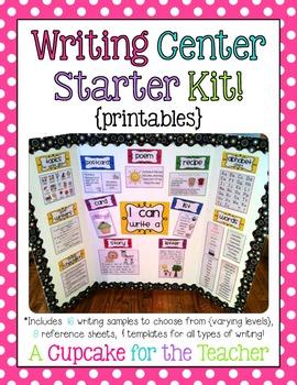 Starter Kit Mega Bundle! {Reading, Writing, Math}