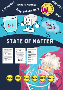 states of matter and change of state