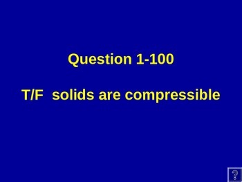 states of matter chemical physical changes Jeopardy powerpoint