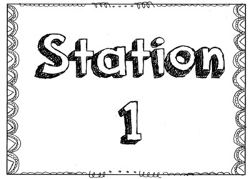 stations titles