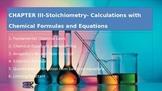stoichiometry and mole concept
