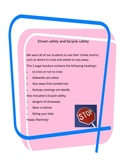 street and bicycle safety