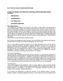 strengths and weaknesses of teaching methodologies