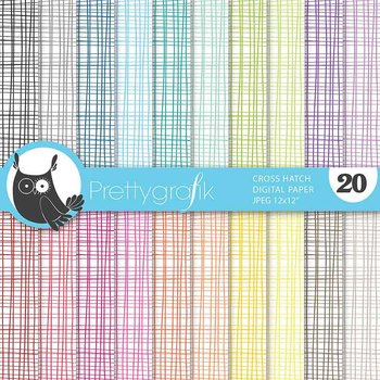 string cross hatch digital paper, commercial use, scrapbook papers - PS630
