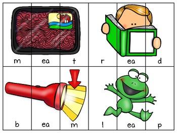 strip puzzles_vowel teams_3 sets