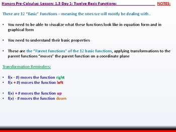 student: HPC: CU 1A: 1.3 Day 1: Twelve Basic Functions